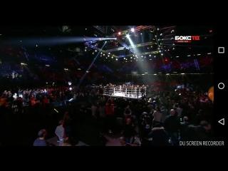 Glory Redemtion: Рико Верховен против Джамала Бена Саддика - 5 раунд