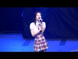 180524 JENNIE - AS IF IT'S YOUR LAST @ Hanyang University Festival