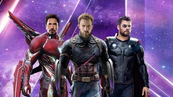 Мстители :  кто выжил в Войне бесконечности