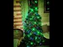 Кусочек новогоднего волшебства с работы 😇❄💕❄ У нас очень красиво и уютно! Приходите!