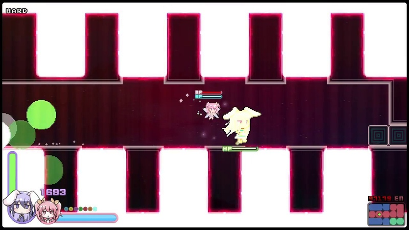Rabi-Ribi Playthrough Hard Part 17