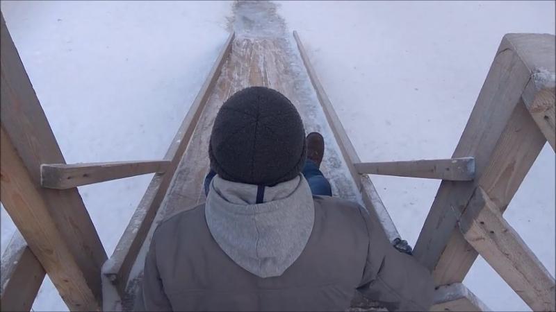 Зима в кайф - Рубикон