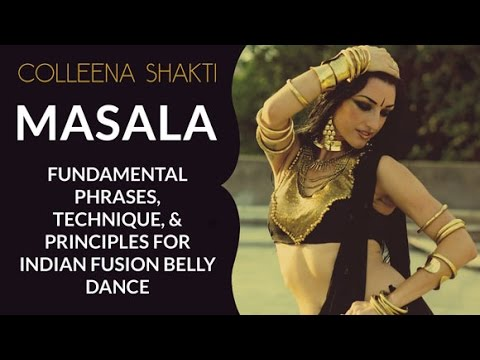 Masala: Indian Fusion Shakti Style