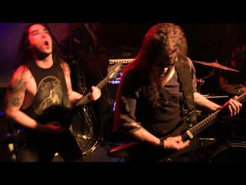 ERIMHA w/guest guitar - Aaron(Killitorous/Annihilator) live @ L'Allizé, Montreal. 12/08/2015