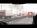Авария на мкад в Районе Сухарево