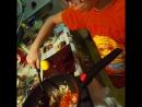 Приготовление гуляша моими мальчиками