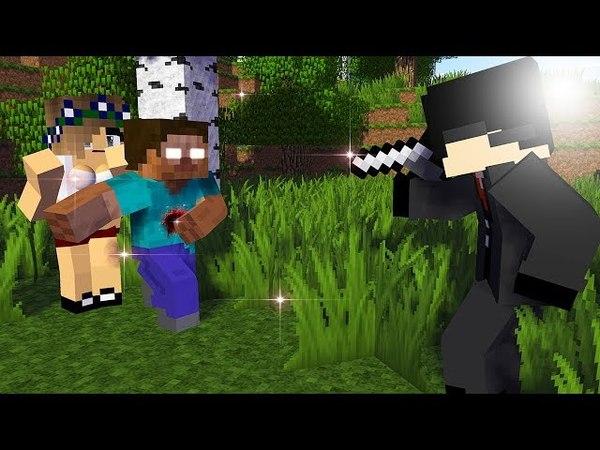 Herobrine Life - Full Minecraft Animation