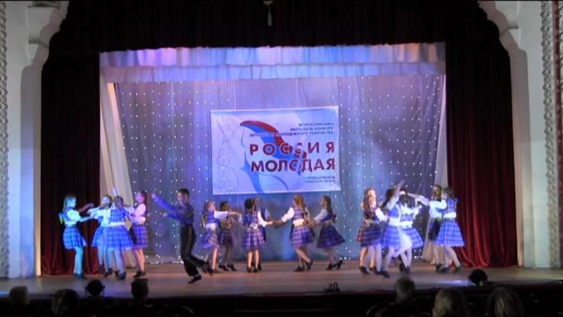 танец Детское кантри