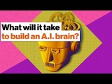 How to build an A.I. brain that can conceive of itself Joscha Bach