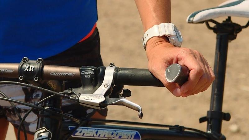 Велосипедный этап. Секреты выносливости на триатлоне / ТК Актис