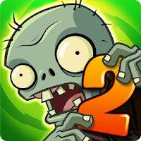 Plants vs. Zombies 2 [Мод: много денег]