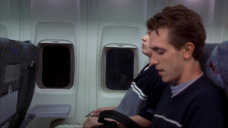 Пункт назначения (ужасы, фантастика, триллер, детектив) 2000