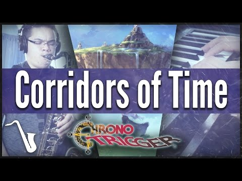 CORRIDORS OF TIME JAZZ Chrono Trigger Jazz Cover Remix by insaneintherainmusic