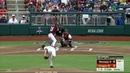 2018 NCAA Baseball CWS Game 11  Elimination Game Mississippi State vs Oregon State 6 22 2018