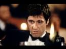 Лицо со шрамом 1983 / Scarface / Соло в ресторане