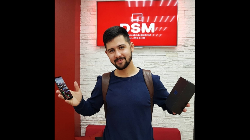 Александр Сеоев @alexanderseoev в гостях DSM_Shop.RU •