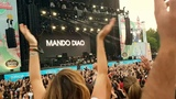 DANCE WITH SOMEBODY.MANDO DIAO. SANTIAGODE COMPOSTELA