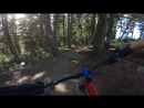 PERFECT CONDITIONS at the Whistler Bike Park - GoPro Hero 6