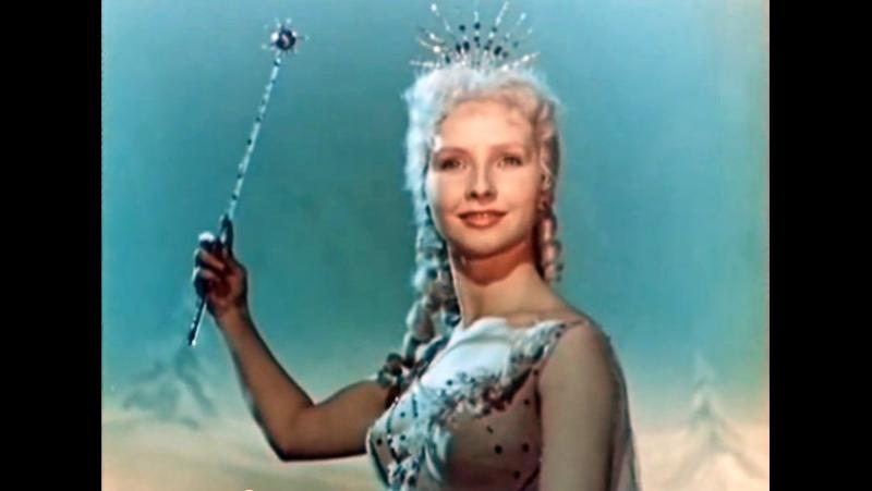 Хрустальный башмачок. (1960. Фильм - балет).