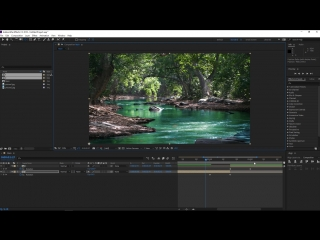 After Effects Tutorial Rotating Transition