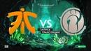 Fnatic vs IG, The International 2018, game 1