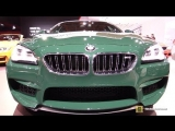 2018 BMW M6 Gran Coupe - Exterior and Interior Walkaround - 2018 New York Auto Show