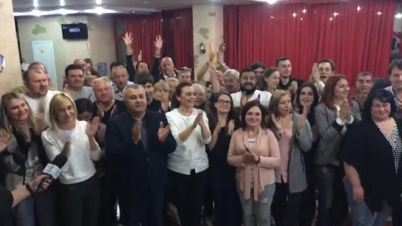 Николай Григоришин победил на выборах в Бельцах: обращение к горожанам