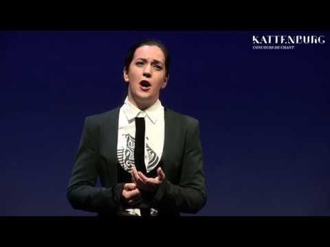 Marina Viotti sings Parto Parto from Sesto aria