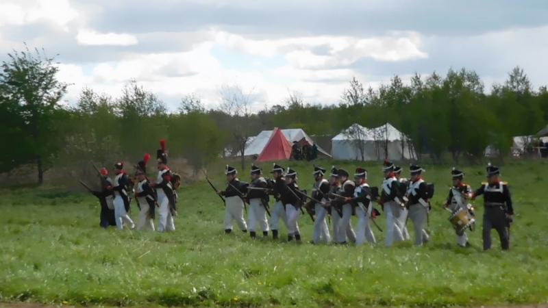 Вояки а ля 1812