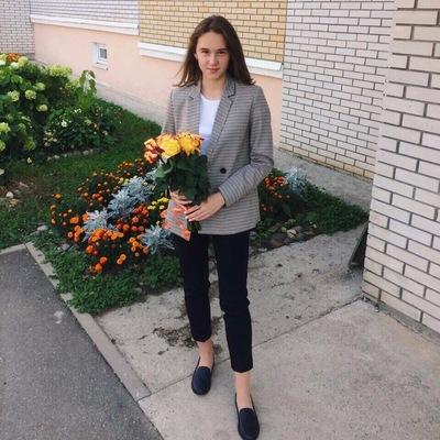 Ульяна Дружечкова