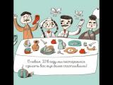 Отчет положительных эмоций в ресторане «Сули Гули»
