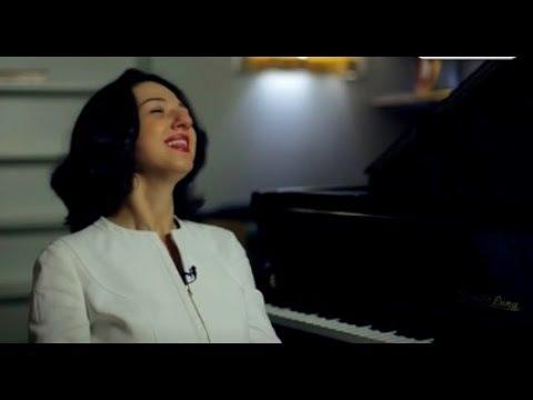 Khatia Buniatishvili interview in English with Bonus Video