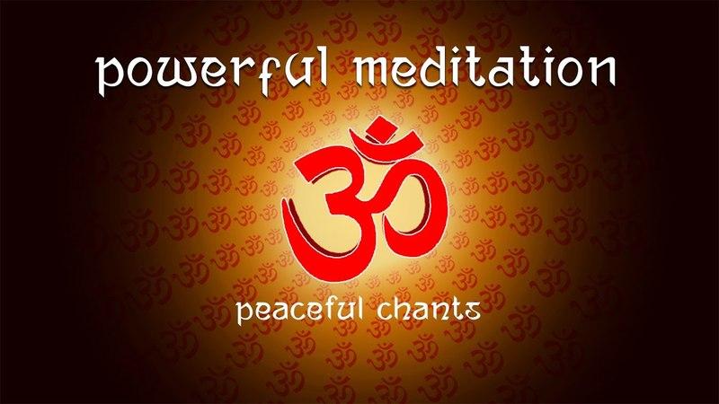Omm ओम (ॐ) आनंदमयी और मन को शान्ति देने वाली धुन | 2