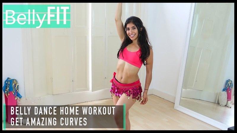 Belly Dance Full body Workout | 3/4 Shimmy