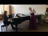 Н.А. Римский-Корсаков - Ария Марфы из 4 д.оперы
