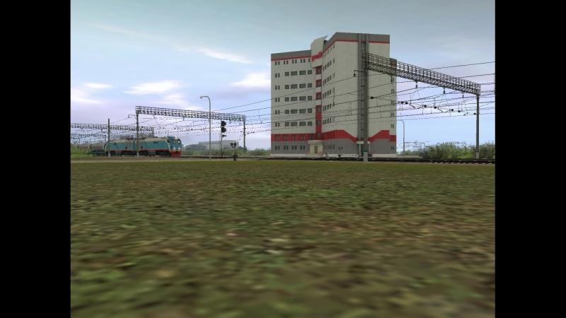 2ТЭ25КМ 0003 станция Ожерелье