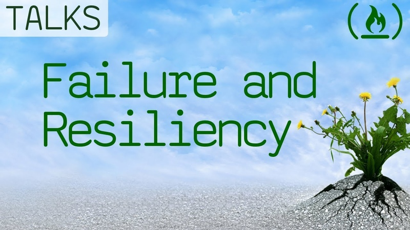 The human nature of failure resiliency