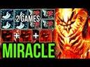 Miracle- Shadow Fiend - Nonstop Blink Incredible Raze Dota2