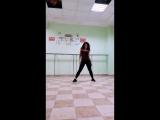 Vi Dance ! Alexiane - A Million on My Soul. Жаркий танец.