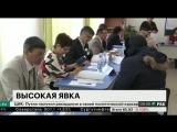Свыше 2 млн жителей РБ пришли на выборы Президента России