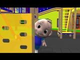 КУ-КУ! Где ты, мой малыш 3D Мульт-песенка, видео для детей. Наше всё!.mp4