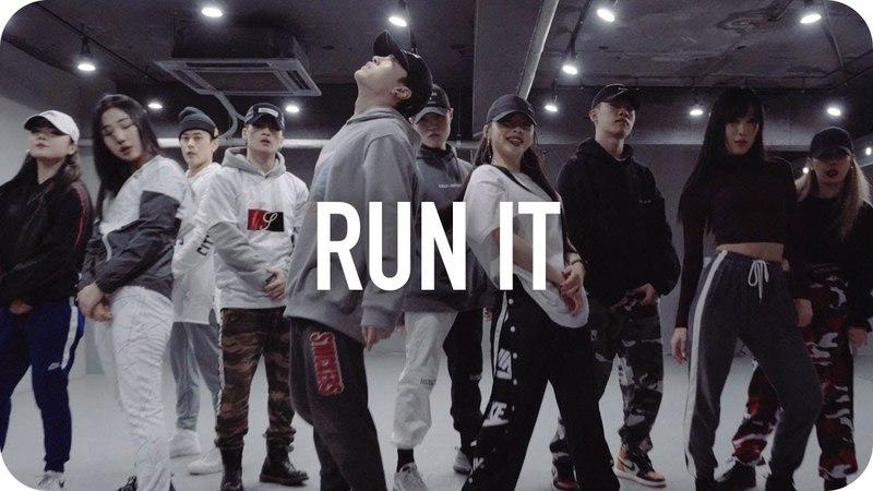 RUN IT - 박재범 Jay Park ft. 우원재 제시 (Prod. by GRAY) Sori Na X Junsun Yoo Choreography