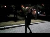 Катерина танцует)