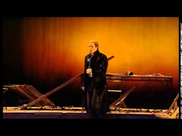 Mozart - Le nozze di figaro - Il conte's aria - Vedrò mentre io sospiro,