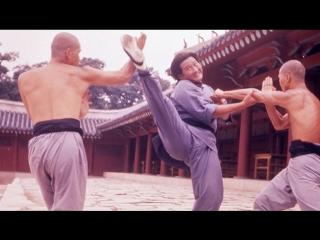 1977 - Заговор шаолиня / Sei dai mun pai