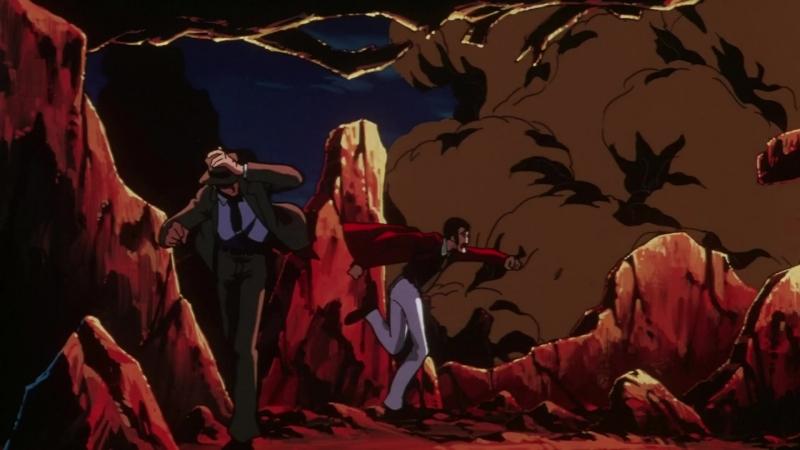 [TAKEOVER][Zakuro Project] Lupin III Dead or Alive MOVIE | Люпен III Живым или Мёртвым ФИЛЬМ [GAREsmeralda]
