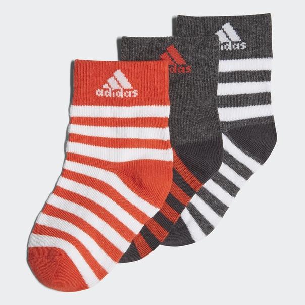 Три пары носков Striped