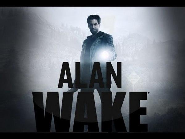 Alan Wake ознакомление 2 серия - Толпа мужиков с топорами и Босс