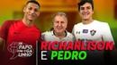 PEDRO E RICHARLISON ARTILHEIROS DA NOVA GERAÇÃO Canal Zico 10