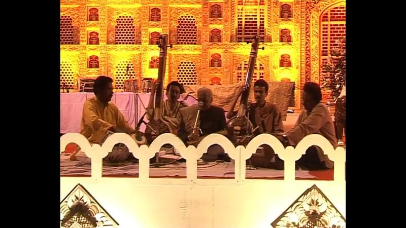 2005 1224 Evening Program At Christmas Puja Vocal Concert Ust Gulam Mustafa Khan Pune India